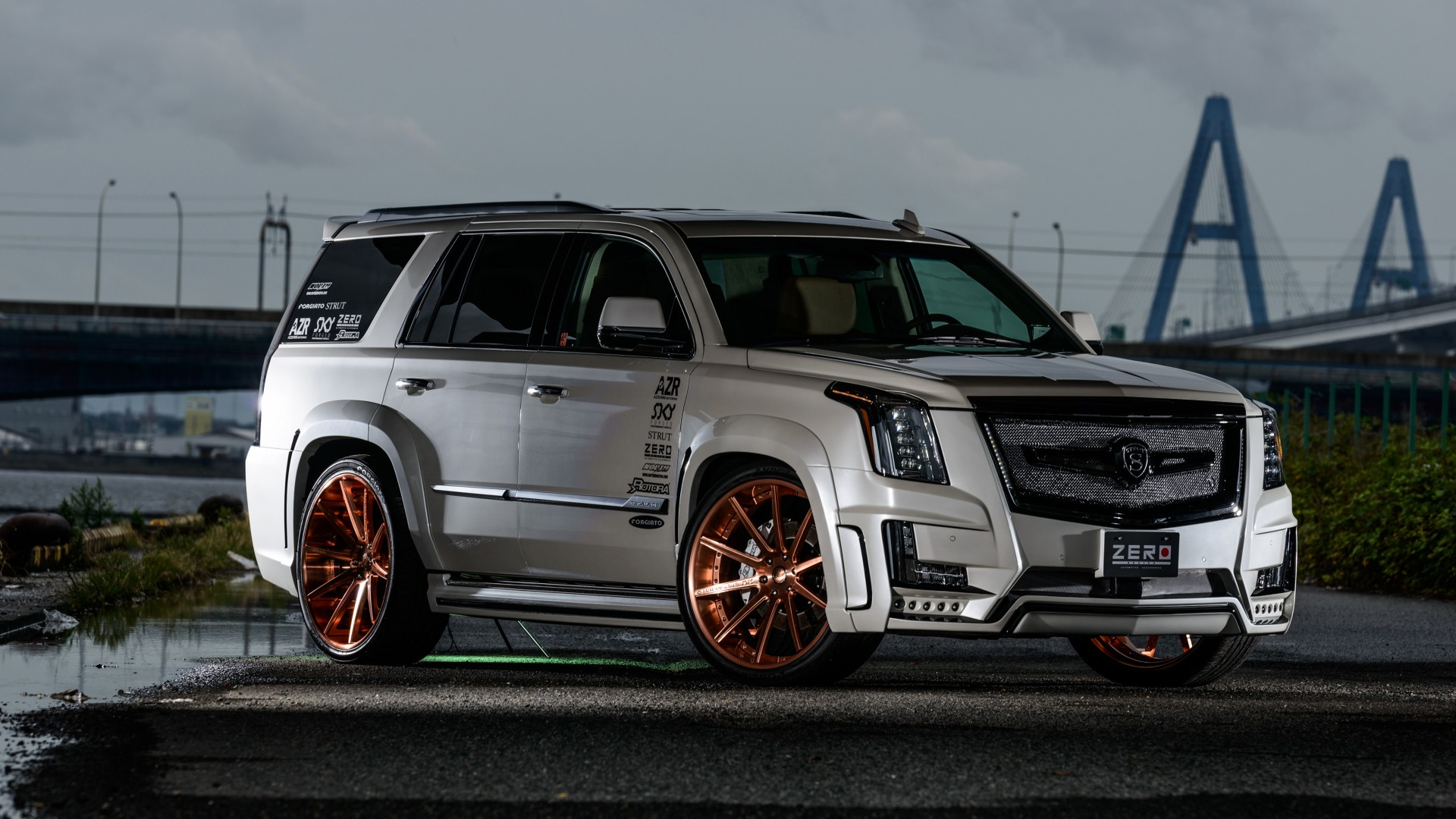 Zero Design Cadillac Escalade 2019 4K Wallpaper | HD Car Wallpapers | ID #12488