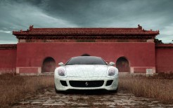 2009 Ferrari 599 GTB Fiorano China