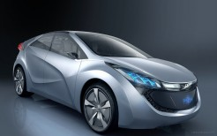 2009 Hyundai Blue Will Concept