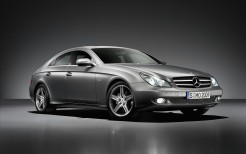2009 Mercedes Benz CLS Grand Edition