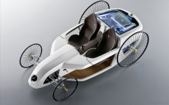 2009 Mercedes Benz F Cell Roadster Concept