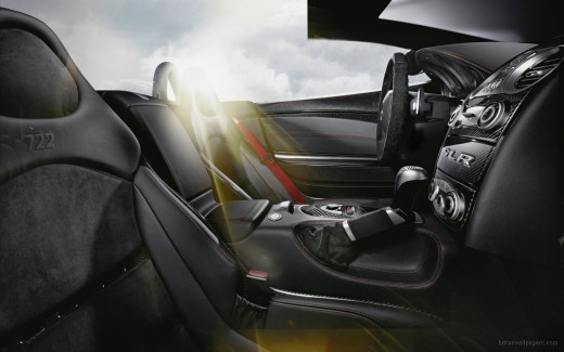2009 Mercedes Benz SLR McLaren Roadster Interior
