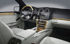 2009 Mercedes Benz SUV Interior
