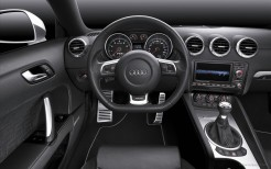 2010 Audi TT RS Coupe Interior
