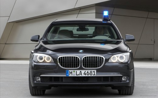 2010 BMW 7 Series High Security