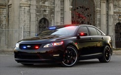 2010 Ford Stealth Police Interceptor Concept