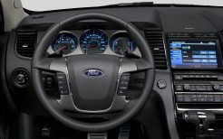 2010 Ford Tarus SHO Interior