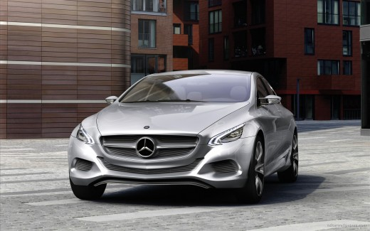 2010 Mercedes Benz F800 Style Concept 4