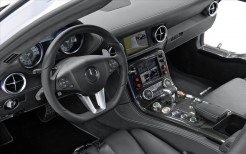 2010 Mercedes Benz SLS AMG F1 Safety Car Interior