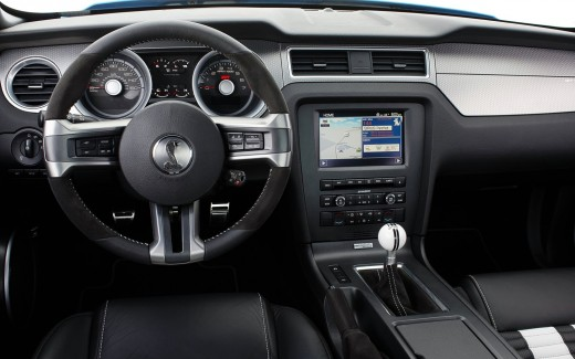 2010 Shelby GT500 Interior