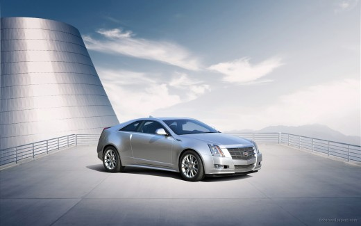 2011 Cadillac CTS Coupe 2
