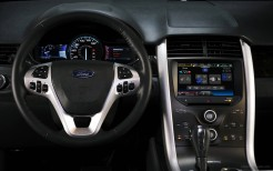2011 Ford Edge Sport Interior