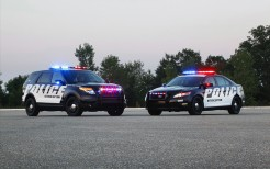 2011 Ford Police Interceptor SUV
