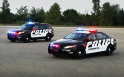 2011 Ford Police Interceptor SUV 2