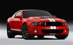 2011 Ford Shelby GT500 4