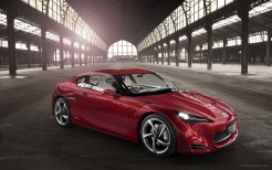 2011 Toyota FT 86 Sports Concept 2