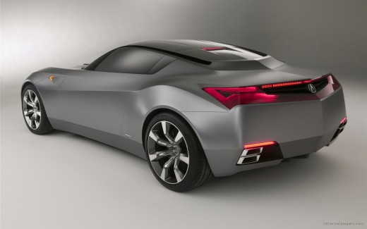 Acura Advanced Sports Car Concept 3
