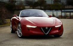 Alfa Romeo Super Car