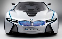 BMW Vision Efficient Dynamics Concept 4