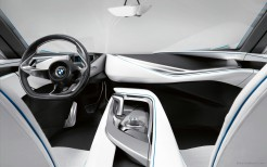 BMW Vision Efficient Dynamics Concept Interior