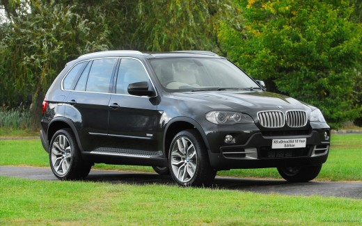 BMW X5 xDrive35d 10 Year Edition