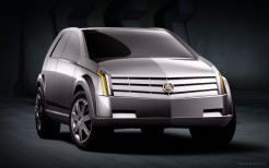 Cadillac Vizon Concept Car