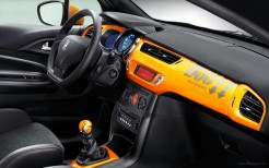 Citroen DS3 Racing Interior