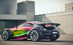 Citroen Survolt Concept Car 2