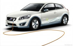Electric Volvo C30 2