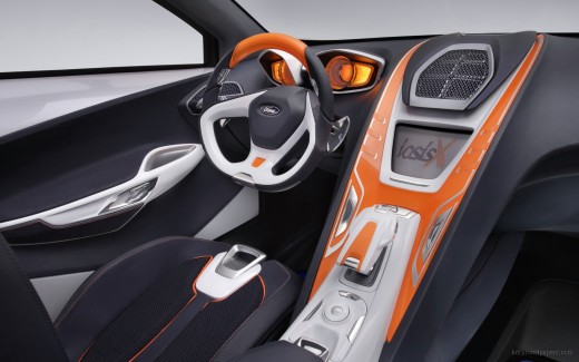 Ford Iosis X Concept Interior