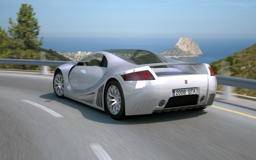 GTA Concept Super Sport Car 2