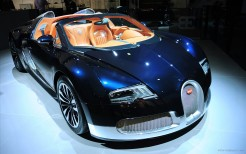 Latest Bugatti Veyron Car