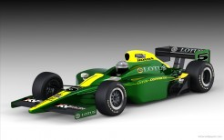 Lotus Cosworth Indy Car
