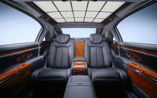 Maybach Classic Interior 3