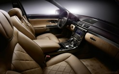Maybach Zeppelin Interior