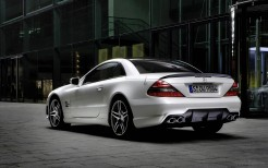 Mercedes Benz SL63 AMG Convertible 3