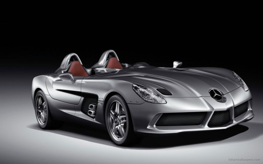 Mercedes Benz SLR Stirling Moss 2