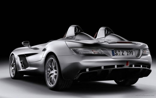 Mercedes Benz SLR Stirling Moss 3