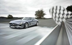 Mercedes Benz SLS AMG Gullwing in GranTurismo