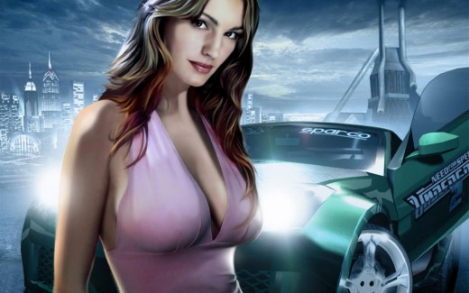 Need For Speed Babe