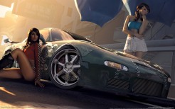 Need for Speed Prostreet Babes