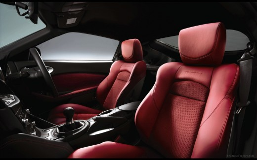 Nissan New Limited Edition 370Z 40th Anniversary Model Interior