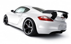 Porsche Cayman Techart 3