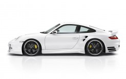 Porsche Techart Design White 2