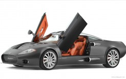 Spyker C8 Aileron Unveiling