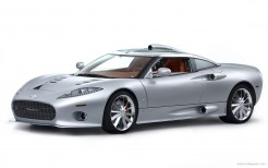 Spyker c8 Widescreen
