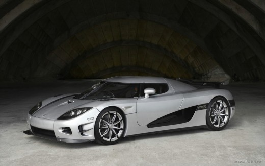 The Koenigsegg Trevita