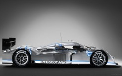 The Peugeot 908 HYbrid Sports