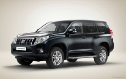 Toyota All new Land Cruiser
