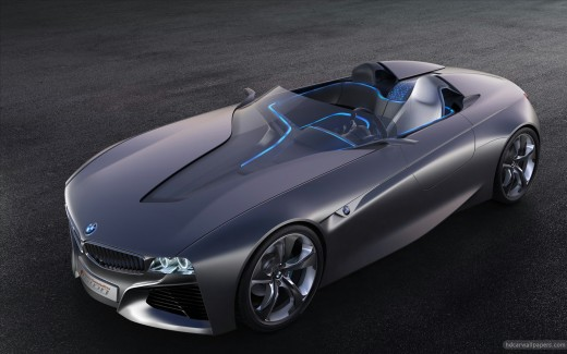 2011 BMW Vision Connected Drive Concept 4